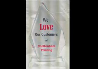 award printing