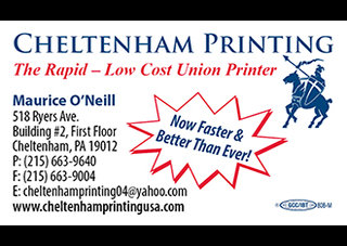 Cheltenham printing servicescheltenham printing business cards letterhead envelopes forms reheart Gallery