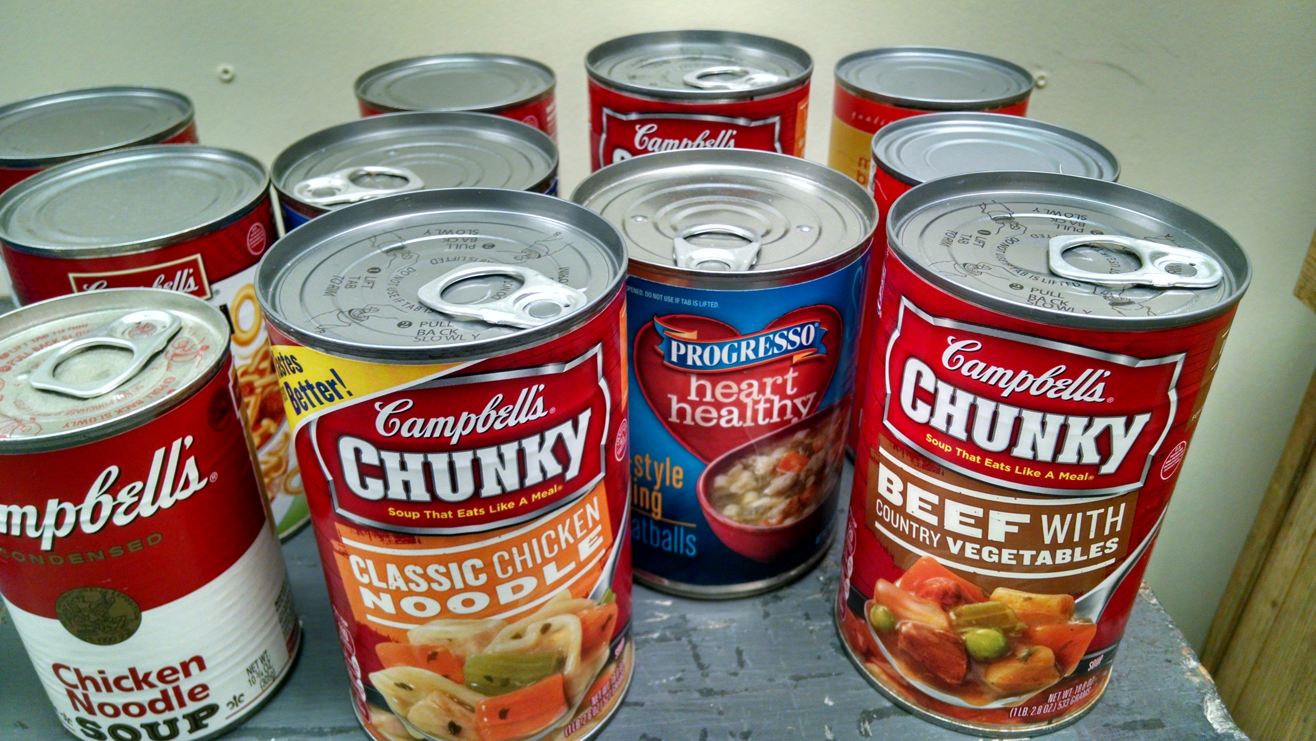 2016 canned food drive cheltenham printing