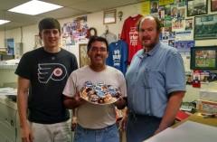 Shane, Jim, & Maurice